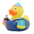 Birthday Boy Duck - design by LILALU - toybox.ae