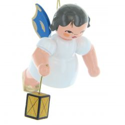 Ornament Angel with a Lantern - toybox.ae