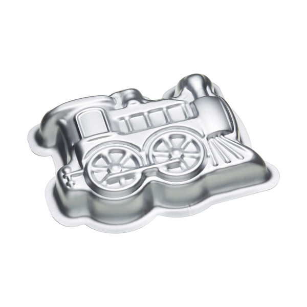 SWEETLY DOES IT TRAIN SHAPED CAKE PAN - toybox.ae