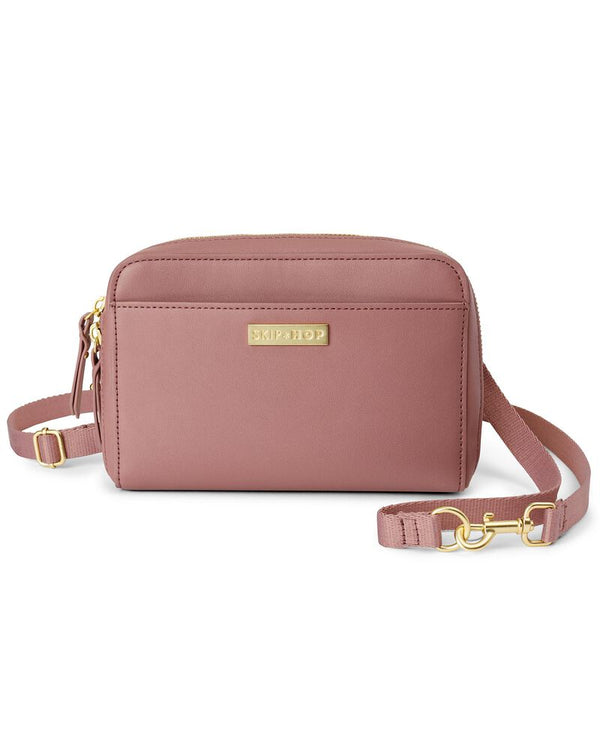 Greenwich Convertible Hip Pack Dusty Rose
