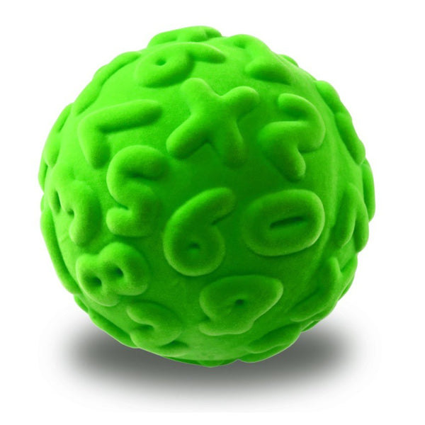 Numerals Ball (Green) - toybox.ae
