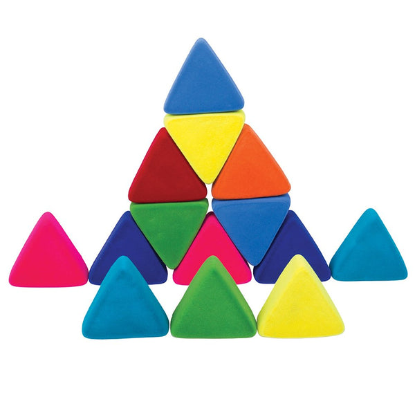 Rubbablox  Just Triangles - toybox.ae