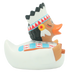 Native American Chief Duck - design by LILALU - toybox.ae