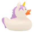 Unicorn Duck, white - design by LILALU - toybox.ae