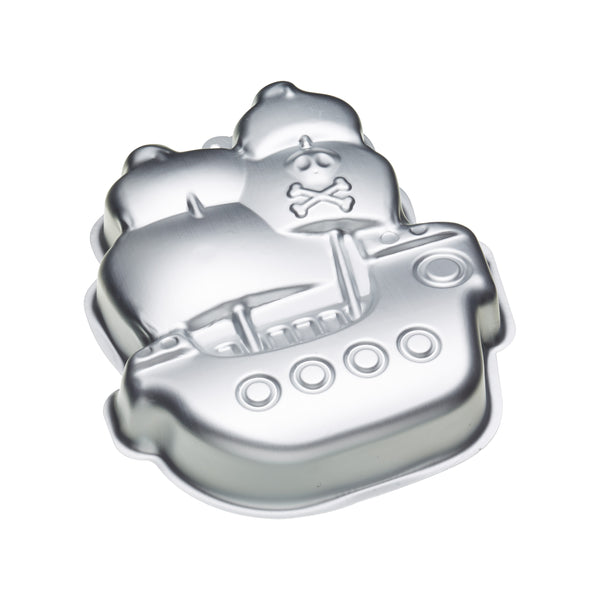 SWEETLY DOES IT SHIP SHAPED CAKE PAN - toybox.ae