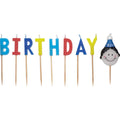 SWEETLY DOES IT BIRTHDAY BOY WAX CAKE CANDLES - toybox.ae
