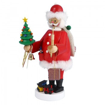 Incense Smoker Santa Claus - toybox.ae