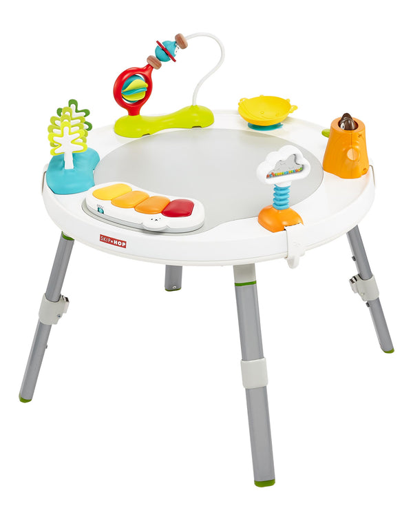 Explore & More 3-Stage Activity Center - toybox.ae