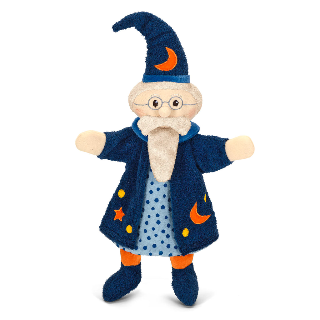 Sterntaler Hand Puppet Magician - toybox.ae