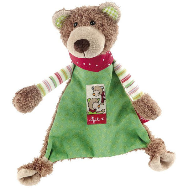 Comforter bear green, Wild and Berry Bears - toybox.ae
