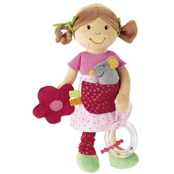 "SIgikid Doll ""smart girl"" - toybox.ae"