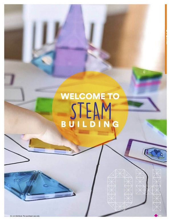 Magna-Tiles™ Play Book: Inspiring Creativity Digital Download