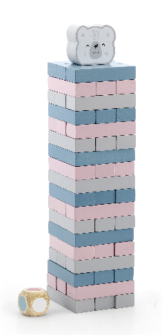 Block Tower - toybox.ae
