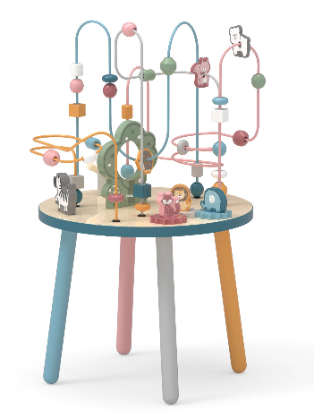 Wire Beads Table - toybox.ae