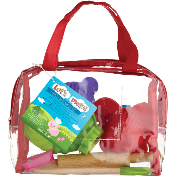 LET´S MAKE CHILDREN´S TWELVE PIECE BAKING KIT - toybox.ae