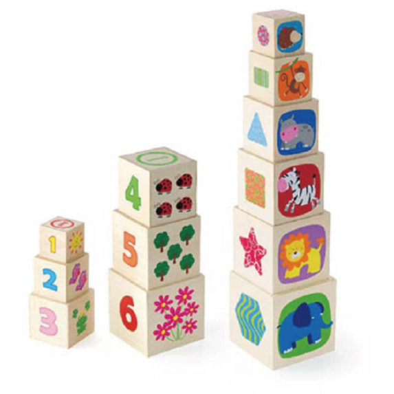 Nesting & Stacking Blocks
