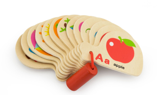 Mini Book - Learning Alphabet - toybox.ae