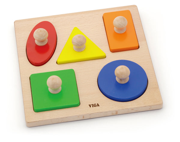 Viga Block Puzzle - Shapes