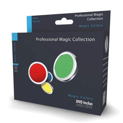 MAGIC COLOURS ILLUSION  WITH DVD - toybox.ae