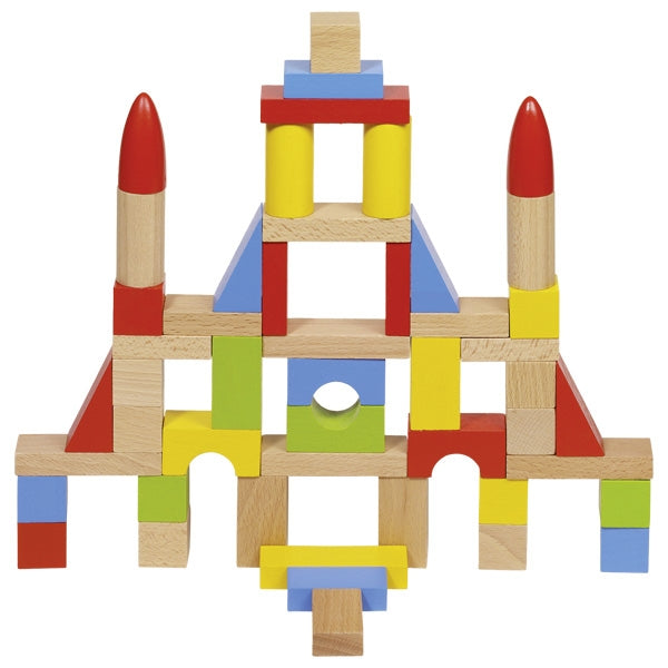 Goki Building Blocks - toybox.ae