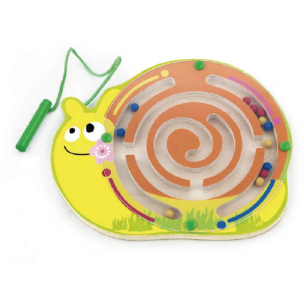Magnetic Bead Trace - Snail