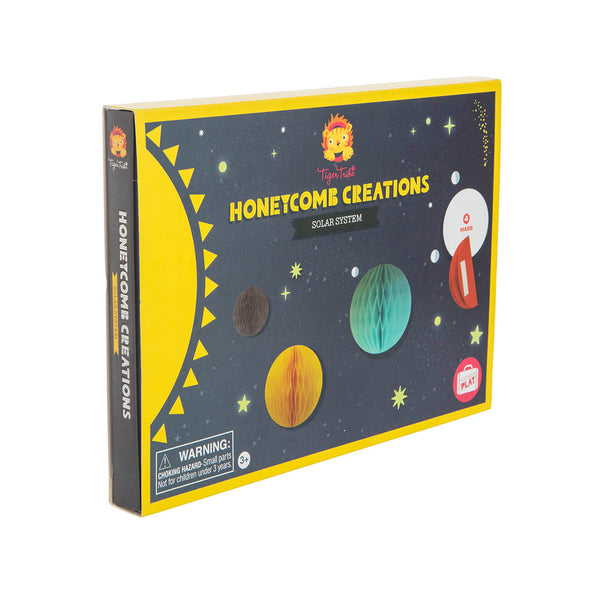 Honeycomb Creations - Solar System - toybox.ae