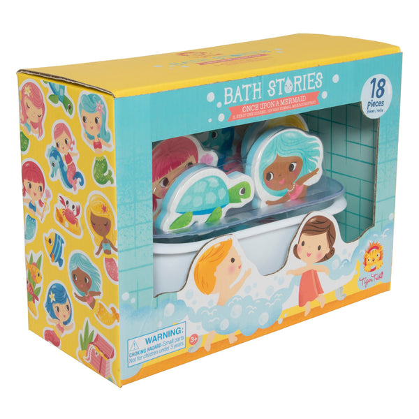 Bath Stories - Once Upon a  Mermaid - toybox.ae