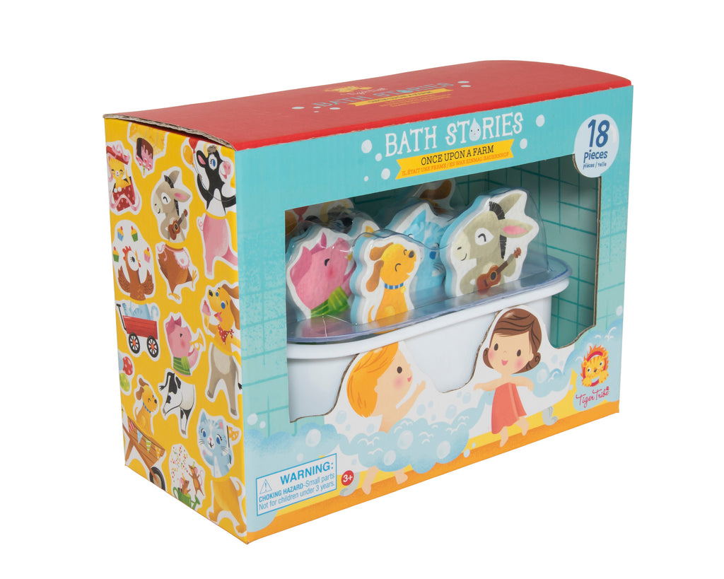 Bath Stories - Once Upon a Farm - toybox.ae