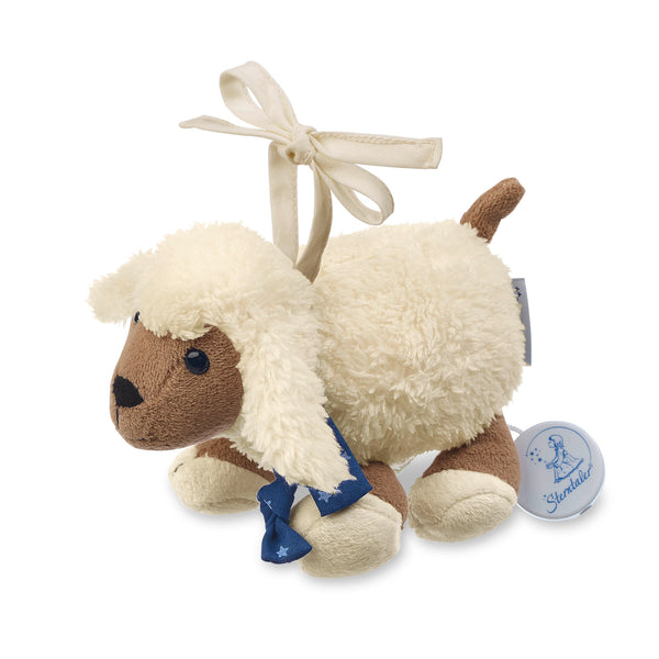 Sterntaler Mini Musical Toy Sheep - toybox.ae