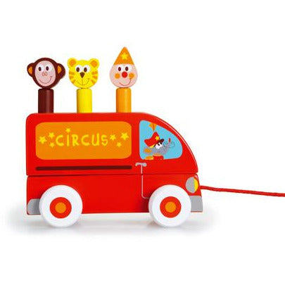 Scratch Pop Up Circus - toybox.ae