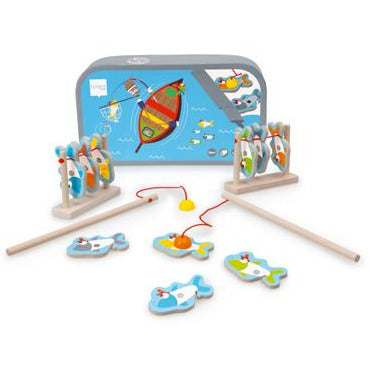 Scratch Fish Game Sardines - toybox.ae