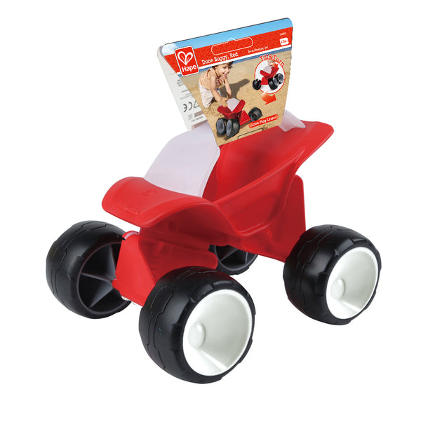 Hape Dune Buggy / Red
