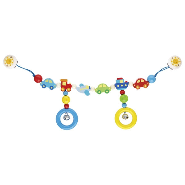 Heimess Pram Chain Vehicles with Clips - toybox.ae