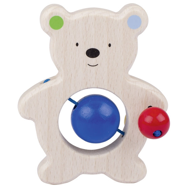 Heimess Touch Ring Bear with Pearls - toybox.ae