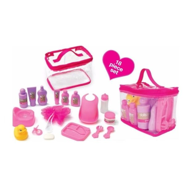 Dolls World Deluxe playset
