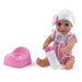 Dolls World Baby Dribbles 30cm