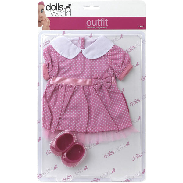 Dollsworld Charlotte Outfits