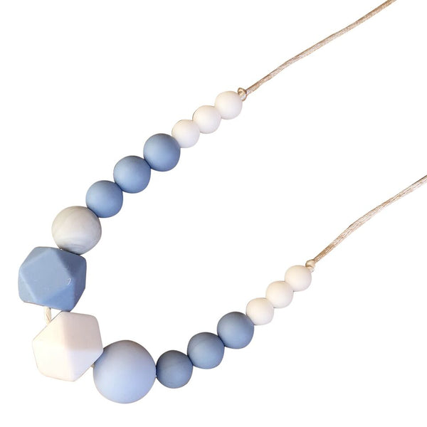 Desert Chomps Nova Necklace - Blue - toybox.ae