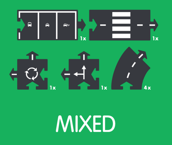 Mixed Extension Set - toybox.ae