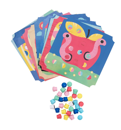 Button Puzzle - Animals - toybox.ae