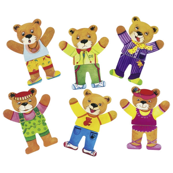 Goki Bear Dress Up Box - toybox.ae