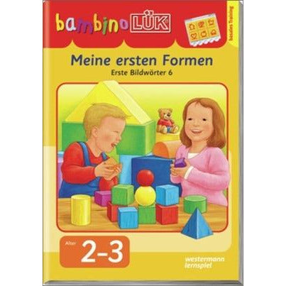 bambinoLÜK My first shapes - toybox.ae