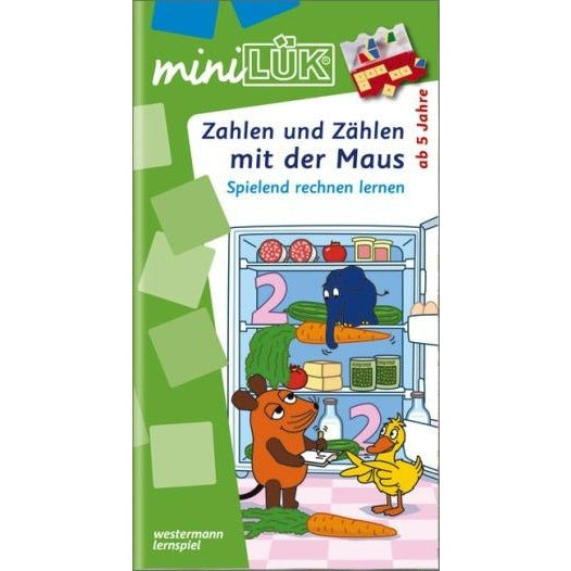 MiniLÜK Numbers and Counting with the Mouse - toybox.ae