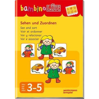 bambinoLÜK See and Sort - toybox.ae