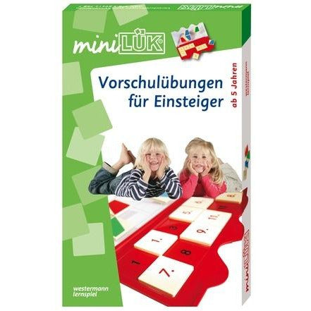 miniLÜK Preschool Exercises for Beginners - toybox.ae