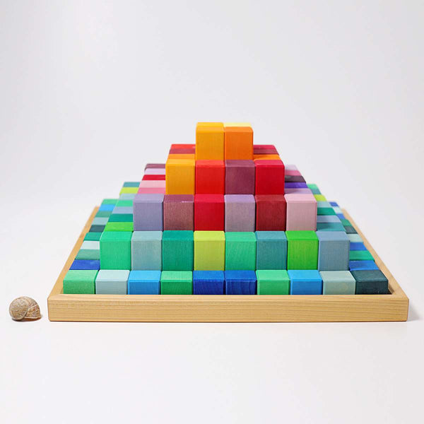 Large Stepped Pyramid - toybox.ae