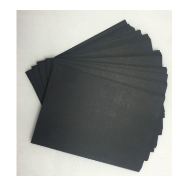 A4 Black CARD (180gsm) - toybox.ae