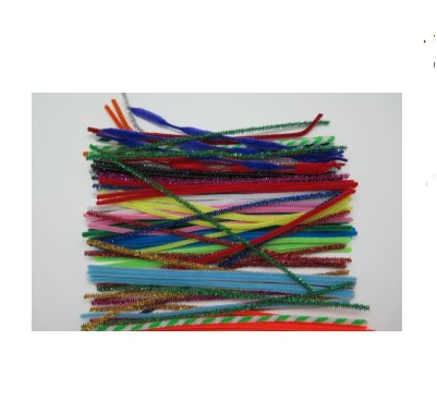 Pipe Cleaners - Multi colours - toybox.ae