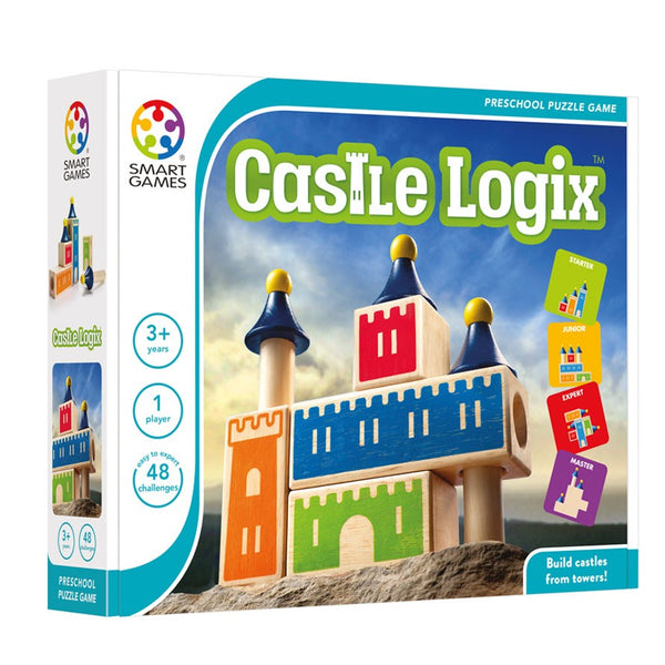 Smart Games Castle Logix - toybox.ae