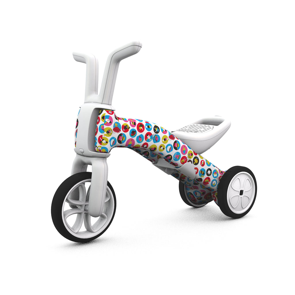 Chillafish Bunzi Bike FAD - eARTh - toybox.ae